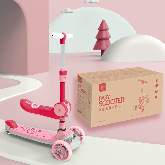 Sit Stand Scooter