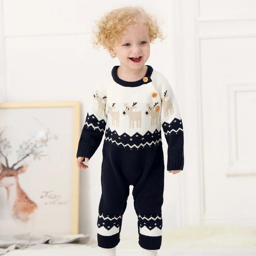 Leo Christmas Jumpsuit