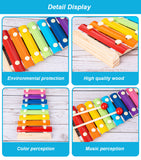 Colorful Xylophone by Olly&Owl