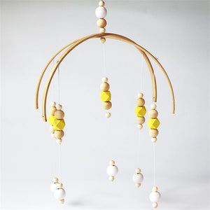 Nordic Eco Hanging Toy For Baby Crib by Olly&Owl