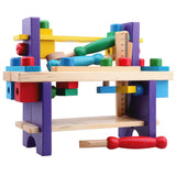 Montessori Wooden Tooling Toy