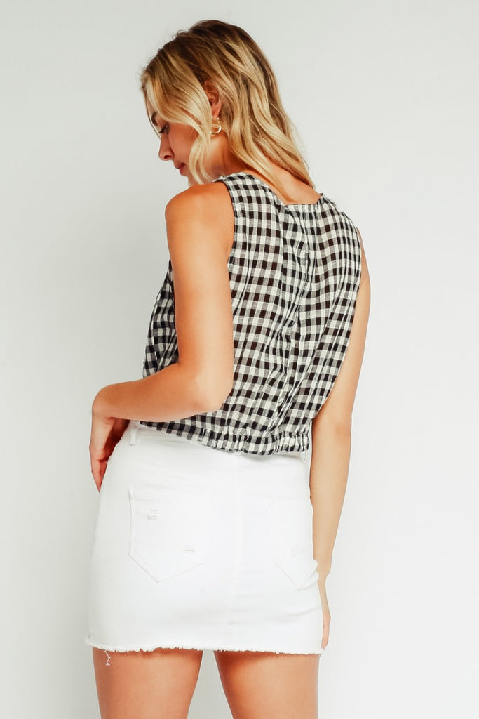 The Gingham Crop