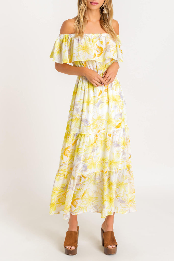 The Grace Maxi Dress