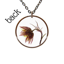 Avens Necklace I - Luna's Secret Garden