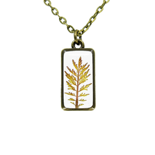 Colorful Wild Grass Necklace - Luna's Secret Garden