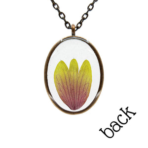 Gaillardia Necklace - Luna's Secret Garden
