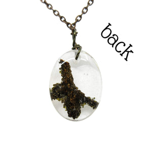 Lichen Necklace II - Luna's Secret Garden