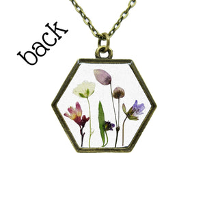 Mini Garden Necklace I - Luna's Secret Garden