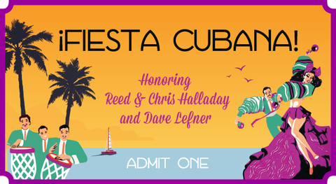 Fiesta Cubana Admission Ticket