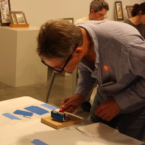 NOV 19: Silkscreen Printing Workshop with Serigraphy Laboratory—MEMBER