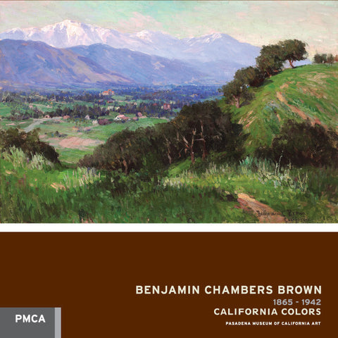 California Colors: Benjamin Chambers Brown (Hard Cover)