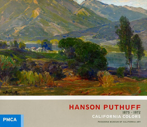 California Colors: Hanson Puthuff (Hard Cover)