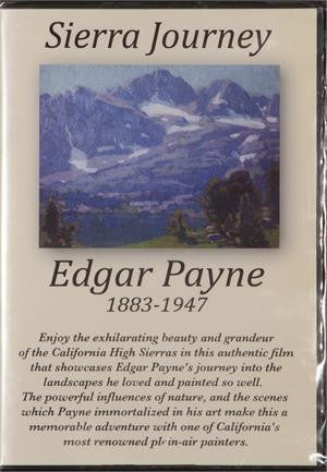 Sierra Journey Edgar Payne 1883-1947