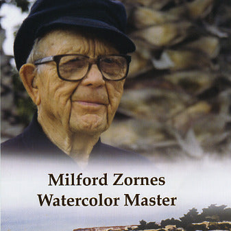 Milford Zornes: Watercolor Master - DVD Documentary