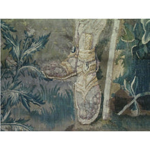 Flemish 18th Century Tapestry of a Hunter in The Forest