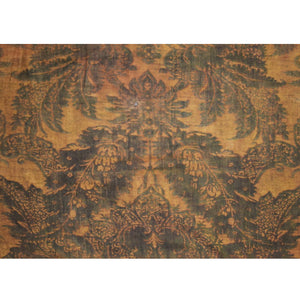 Early Italian, 1907 to 1910, Mariano Fortuny Panel of Woven Twill
