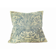 Fortuny 1920's Pillow of a 16th Century Italian Vase Design