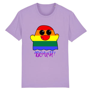 "Stanley/Stella Creator - DTG - T-shirt ""BOUH ! GAY"" 