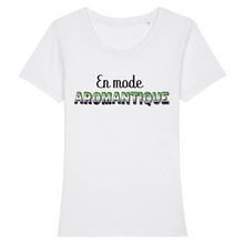 "Charger l'image dans la galerie, T-shirt ""En mode Aromantique"" 