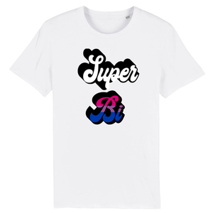 "T-shirt ""Super Bi"" 