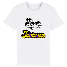 "Charger l'image dans la galerie, T-shirt ""Super Intersexe"" 
