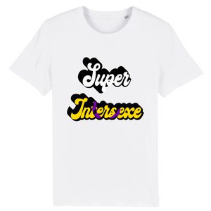 "T-shirt ""Super Intersexe"" 