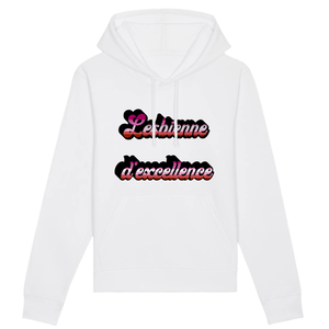 "Pull ""Lesbienne D'excellence"" 