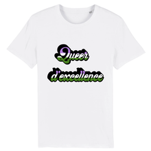 "Charger l'image dans la galerie, T-shirt ""Queer D'excellence"" 