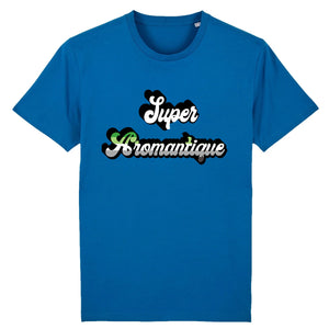 "T-shirt ""Super Aromantique"" 