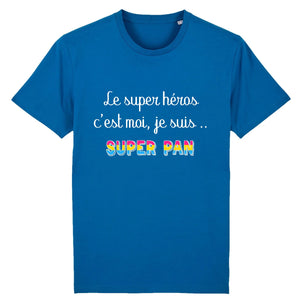 "T-shirt ""Super Héros Pan"" 