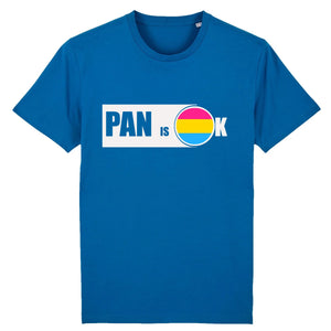 "T-shirt ""Pan is OK"" 