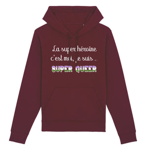 "Pull ""Super Héroïne Queer"" 