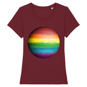 "T-shirt ""Jupiter LGBT"" 