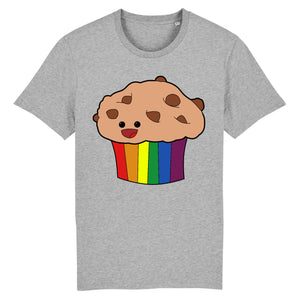 "T-shirt ""Muffin LGBT"" 