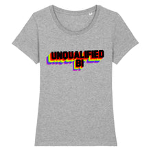 "Charger l'image dans la galerie, T-shirt ""Unqualified Bi"" 