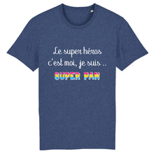 "Charger l'image dans la galerie, T-shirt ""Super Héros Pan"" 