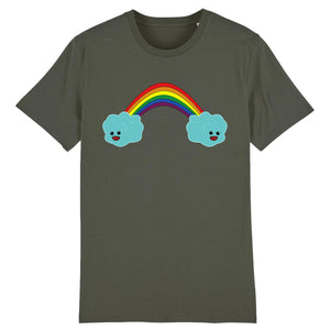 "T-shirt LGBT ""Arc en ciel"" 