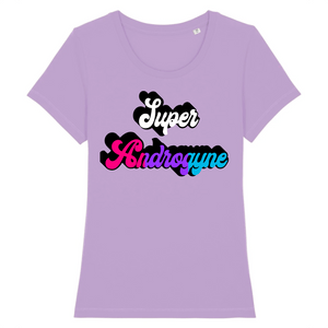 "T-shirt ""Super Androgyne"" 