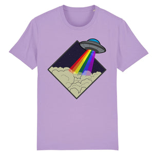 "T-shirt ""OVNI LGBT"" 
