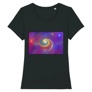 "T-shirt ""Galaxie LGBT"" 