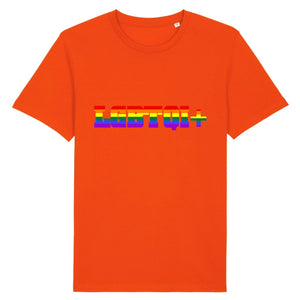 "T-shirt ""LGBTQI+"" 