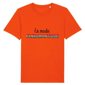 "T-shirt ""En mode Panromantique"" 