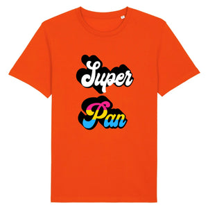 "T-shirt ""Super Pan"" 