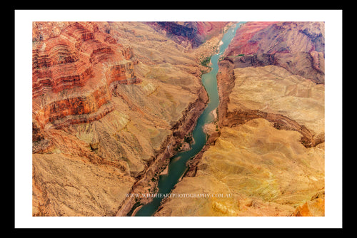 USA - The Grand Canyon Colorado River