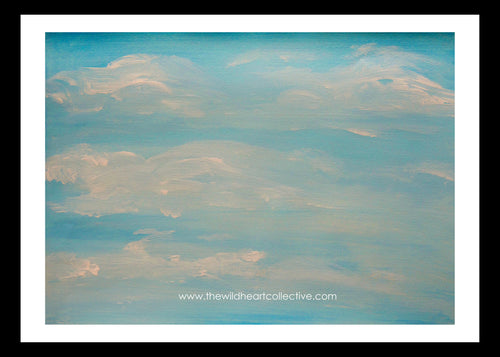 Windswept Sky: Inspiration by Julie