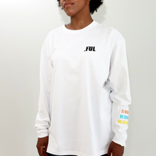 Load image into Gallery viewer, S/S Power Cuff T-Shirt in Fresh White