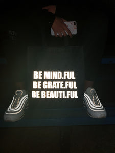 MR Power of III Tote Bag