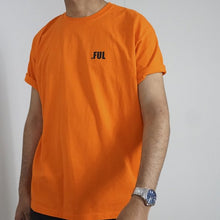 Load image into Gallery viewer, Power Trio T-shirt in Power Orange