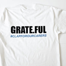 Load image into Gallery viewer, GRATE.FUL Tee - HEROES Edition