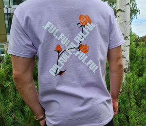 Bloom.FUL Lilac T-Shirt (Unisex)